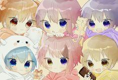 Kawaii Chibi, Anime Chibi, Manhwa, My Idol, Boy Or Girl, Singer, Cute, Strawberry, Prince