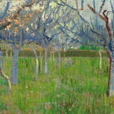 The Pink Orchard - Van Gogh Museum