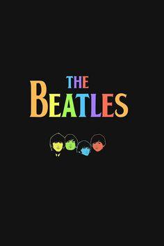 George Harrison, John Lennon, Ringo Starr, and Paul McCartney Les Beatles, Beatles Lyrics, Beatles Party, Beatles Photos, Emotion, The Fab Four, Band Logos, Paul Mccartney, John Lennon