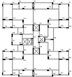 Análise Comparativa de consumo de material de edifícios C