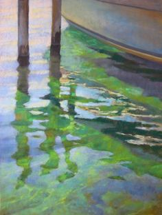 Water Reflections 3 by Jill Stefani Wagner
