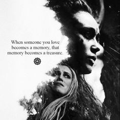 And if that memory is taken from you, you become Hades himself