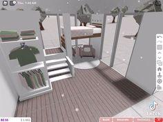 Home Building Design, Home Design Plans, Building A House, 3d Home Design, Dream Home Design, Two Story House Design, Tiny House Layout, House Layouts, Simple Bedroom Design