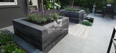 Discover recipes, home ideas, style inspiration and other ideas to try. Modern Garden Design, Outdoor Furniture Sets, Outdoor Decor, Garden Planning, Curb Appeal, The Great Outdoors, Backyard, Home Decor, Google