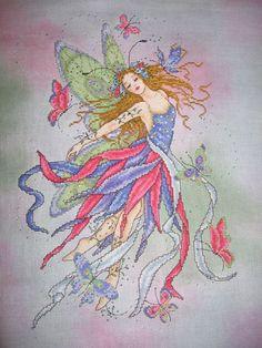 Butterfly Fairy by joan elliott