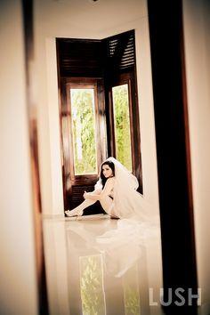 Ensaio LUSH  agencialush.blogspot.com