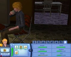 playeroflif3@MTS - Energy Change for Hot Beverages #Sims3