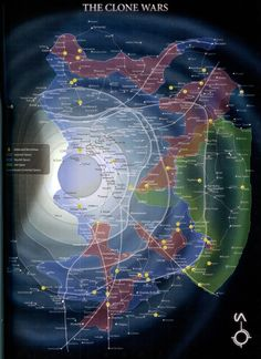 star wars maps - Google Search