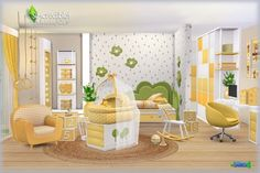Sims 4 cc's - the best: nature kids by simcredible! Toddler Cc Sims 4, Sims Baby, Sims 4 Mods, The Sims 4 Bebes, Sims New, Muebles Sims 4 Cc, Sims 4 Bedroom, Sims House Plans, Sims 4 Children
