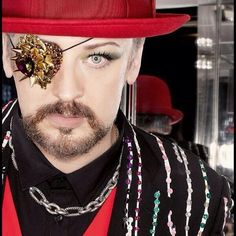 Mr. Boy George