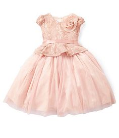 Toddler special occasion dress on Pinterest
