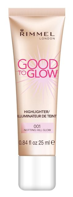 Rimmel London Good To Glow Highlighter, Illuminator