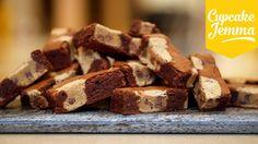 How to Make Brookies (Brownie X Cookies) | Cupcake Jemma