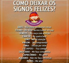 Não me faça cogranças Gemini Sun Scorpio Moon, Aries, Aquarius, Horoscope Signs, Zodiac Signs, What Is Your Sign, Signo Virgo, Im Happy, Zodiac Facts