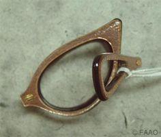 Two-Folding Lorgnette - 1950