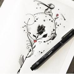 The Little Prince Tattoo is part of Watercolor tattoos Design Wedding Invitations - Watercolor tattoos Design Wedding Invitations Pencil Art Drawings, Art Drawings Sketches, Cute Drawings, Tattoo Drawings, Body Art Tattoos, Sleeve Tattoos, Tatoos, Tatuajes Tattoos, Female Tattoos
