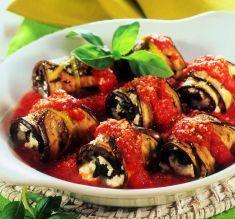 Cannelloni di melanzane - Tutte le ricette dalla A alla Z - Cucina Naturale - Ricette, Menu, Diete