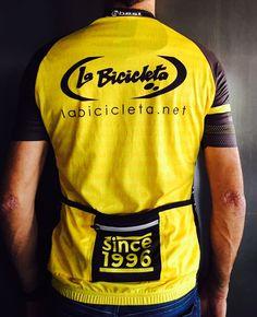 MAILLOT LA BICICLETA 2017   / Verano #maillot #cycling