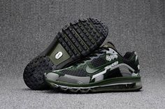 Cheap Wholesale Nike Mens Air Max 2017 Camouflage Army Green Grey Black - China Wholesale Nike Shoes,Cheap Nike Air Max Shoes,Nike VaporMax Wholesale From China,Cheap Jordan Shoes Nike Air Max 2017, Nike Max, Cheap Nike Air Max, Nike Shoes Cheap, New Nike Air, Cheap Air, Air Max Sneakers, Sneakers Nike, Wholesale Nike Shoes