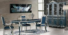 20 Blue Dining Rooms Decor