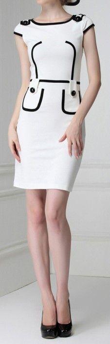 love <3 Coco CHanel esq dress