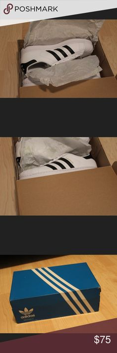 Deadstock- Classic Addidas Superstar Size 9.5- NEVER WORN adidas Shoes Sneakers