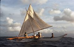 outrigger canoe sailing in...  http://turksail.com.tr