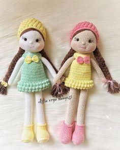 crochet toys and dolls PITIRCIK KIZ amigurami yapln sizlerle paylamak istedim amigurami yapln sizlerle paylamak istedim Crochet Motifs, Crochet Doll Pattern, Crochet Patterns, Tunisian Crochet, Crochet Stitches, Amigurumi Toys, Amigurumi Patterns, Doll Patterns, Amigurumi Tutorial