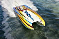 46' Skater with Mercury Racing twin 1075s X RATED