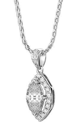 DHPX4994 - Designer Diamond Pendants are created to make a statement. Often vintage inspired, our Diamond Designer Pendants come in a range of metals and carat weights.
