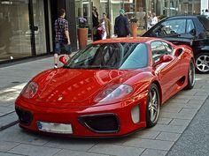 Ferrari 360 Modena GT. A fave at carhoots.com
