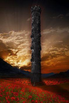 """L'affermazione sulle rose capaci di cantare è un chiaro riferimento alla rosa che si trova nel lotto di terreno nella serie de """"La torre nera""""."""