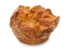 Kouign Amann: crispy, insanely buttery flaky caramelized disk of deliciousness, the butter and sugar actually apparent in the softer center.