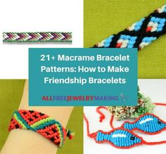 Macrame knots can be an extremely intimidating DIY jewelry technique at a first glance. If you are one of those people that have been swooning over the look of macrame patterns, then learn how to macrame with these simple macrame knots.