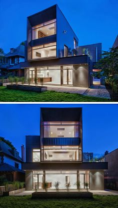 Architecture and design firm TACT, have completed the Heathdale Residence, a home for family in Toronto, Canada.