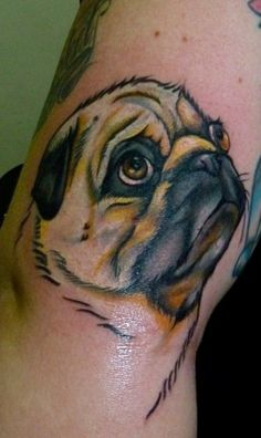 If someone could make the tattoo look as good as this I would SO get it!