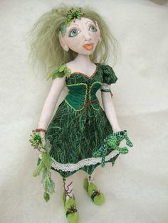 Gallery.ru / Фото #154 - Изумительные куклы 2 - Kyrganka