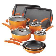 Rachael Ray Porcelain Cookware Set