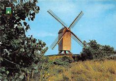 Belgium Koksijde De oude Molen, The old Mill Die alte Muhle | eBay