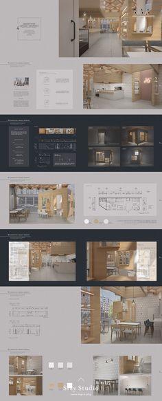 Architecture and Portfolio websites Portfolio Design Layouts, Portfolio Graphic Design, Architect Portfolio Design, Layout Design, Interior Design Layout, Interior Design Process, Interior Design Portfolios, Graphisches Design, Interior Design Boards