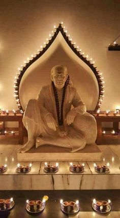 Sai Baba of Shirdi blessed once again ☺ xx om sai ram xx Sai Baba Pictures, God Pictures, Diwali Pictures, Shirdi Sai Baba Wallpapers, Sai Baba Hd Wallpaper, Saints Of India, Sai Baba Quotes, Swami Samarth, Baba Image