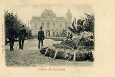 Targoviste , Primaria ,  anii 1900