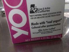 """Real Yogurt"" #SuspiciousQuotationMarks"