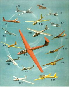 Chart Infographic, Paragliding, Aviation Art, Luftwaffe, Gliders, Airplanes, Aircraft, Survival Kit, Boats
