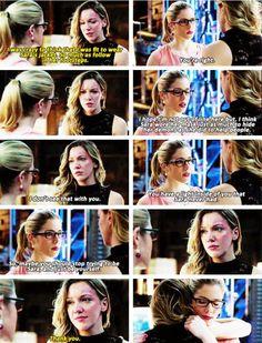 Arrow - Felicity & Laurel #3.13 #Season3