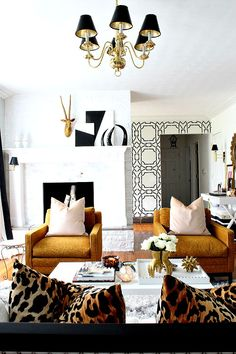 Fall Home Tours 2015 | Making It Glam Cozy