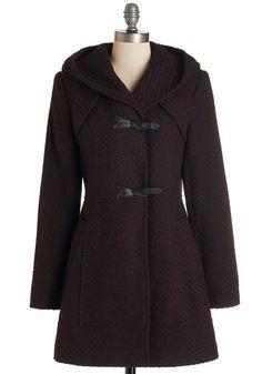 Guten Toggle Coat | Mod Retro Vintage Coats | ModCloth.com