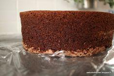 gluteeniton tumma kakkupohja