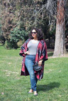 Stylish Plus-Size Fashion Ideas – Designer Fashion Tips Stylish Plus Size Clothing, Plus Size Chic, Plus Size Looks, Curvy Plus Size, Plus Size Fashion For Women, Plus Size Women, Plus Size Outfits, Plus Fashion, Womens Fashion