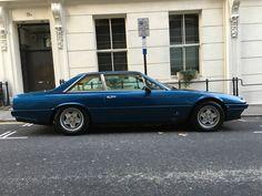 1989 Ferrari 412 Automatic